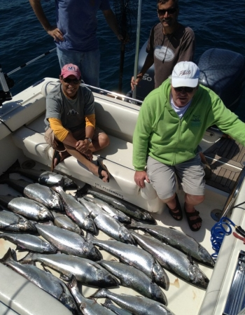 Group Charter Fishing