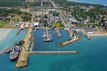 Mackinaw City Marina