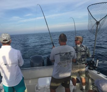 Group Charter Fishing